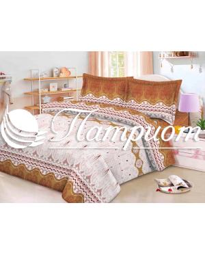 КПБ 1.5 спальный с 1 наволочкой 70*70 (полиэстер)